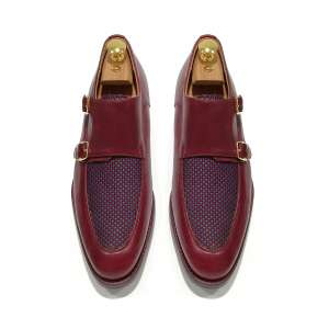 zanni-men-shoes-leather-shoes-handmade-shoes-luxury-shoes-cefalù-fabric-ruby