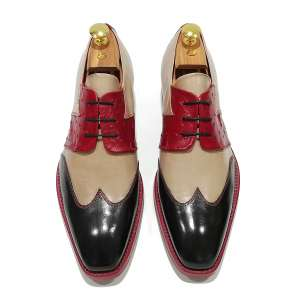 zanni-men-shoes-leather-shoes-handmade-shoes-luxury-shoes-matera-black-red-pearl