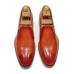 zanni-men-shoes-leather-shoes-handmade-shoes-luxury-shoes-perugia-orange-ruby